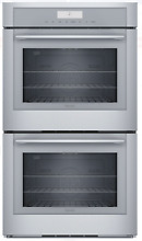 Thermador Masterpiece Series 30 inch Double Wall Oven Convection SxSteel ME302WS