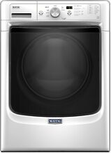 Maytag   4 3 cu  ft  8 Cycle High Efficiency Front Loading Washer   New