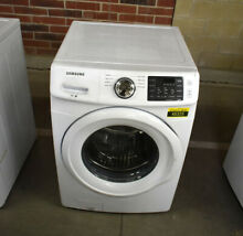 Samsung   4 2 Cu  Ft  8 Cycle High Efficiency Front Loading Washer   New