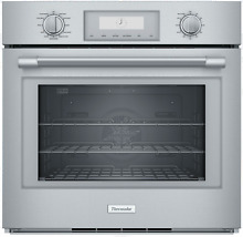 Thermador Professional Series PO301W 30 in Professional Built In Wall Oven SxS