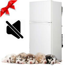 Smad 6 5 cu ft 2 Way Gas AC 110V Propane Fridge Freezer Home Family Refrigerator