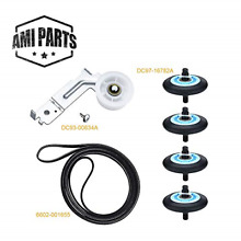 AMI PARTS Ultra Durable Dryer Repair Kit Compatible for Samsung  DC97 16782A