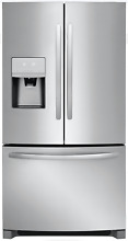 Frigidaire FFHB2750TS 36 Inch French Door Refrigerator In Stainless Steel