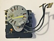 Frigidaire Dryer FRIGIDAIRE Timer L Dryer Elec gas  131789200  890102