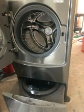 LG Large Smart wi fi Enabled Front Load Washer with TurboWash WM5000HVA