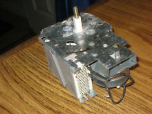 3948323C   WHIRLPOOL WASHER TIMER  USED