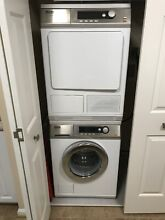 Miele Little Giant Washer and Dryer