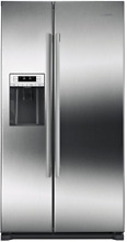 Bosch B20CS30SNS 300 Series 36 Inch Counter Depth Side by Side Refrigerator