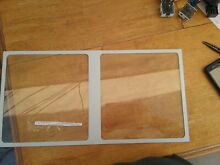 Maytag Refrigerator Crisper Drawer Cover Glass WP67006877