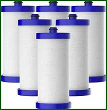 AQUACREST Replacement Refrigerator Water Filter Compatible W WF1CB WFCB RG100 NG