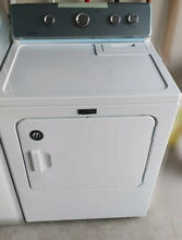 Maytag MEDC465HW 29  White Front Load Electric Dryer