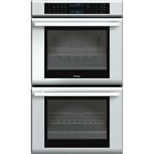 Thermador Masterpiece 30  13 Modes Self Clean Double Electric Wall Oven ME302JS