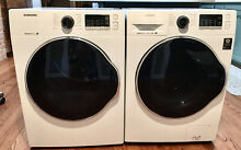 Samsung Medium Size Front Loading Washer And Dryer