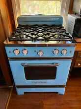 Big Chill retro Gas Range Stove 30