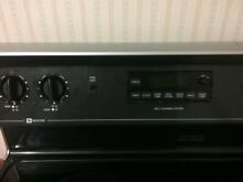 Maytag self cleaning electric range