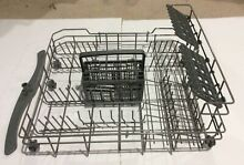 Home Compact Countertop Dishwasher dish rack And Sprayer Arm New