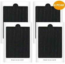 4 PACK Refrigerator Air Filter Replacement for Frigidaire Paultra Unverisal US