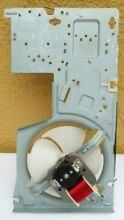 GE Profile Spacemaker Microwave Oven PVM1870SM3SS Fan Motor Bracket Assembly