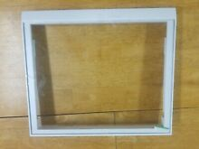 Whirlpool Refrigerator Crisper Cover   Glass W10508993   W10864399  Money