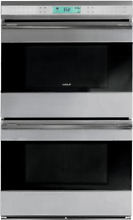 Wolf DO30 2U S TH E Series 30  Electric Double Wall Oven Unframed Stainless