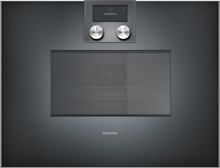 Gaggenau BM451100  400 series  built in compact oven with microwave function