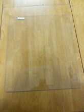 GE Refrigerator Drawer Cover Glass Wr32x1456  Money Back Guarantee
