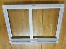 Kenmore Refrigerator Crisper Frame Wp2314548  Money Back Guarantee