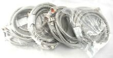READ Bundle of 4 Smart Choice 6  Stainless Steel 2 Pack Fill Hoses 5304490736