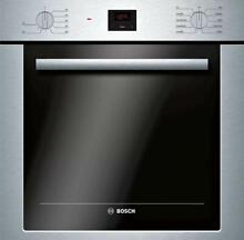 Bosch 500 Series 24  2 8 Cu  Ft Single Convection Electric Wall Oven HBE5453UC
