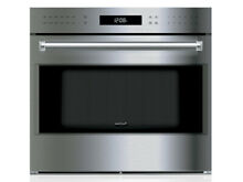 WOLF E Series SO30PE S PH 30  inch Professional Built In Single Oven Pro Handle