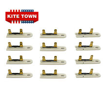 12 Pack 3392519 Dryer Thermal Fuse for Whirlpool Sears WP3392519 AP6008325
