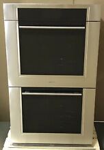 WOLF 30  Inch M Series Transitional Built In Stainless Steel Double Wall Oven
