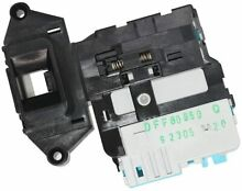 6601ER1004C Washer Door Switch and Lock Assembly replace 6601ER1004E EBF49827801