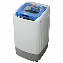 RCA 0 9 Cu Ft Portable Apartment RV Laundry Washer Washing Machine  For Parts