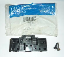 Genuine GE WB17T10003 Range Oven Stove Main Terminal Block Part NEW in Pkg
