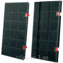 2 x Type 150 Carbon Filter For SMEG Cooker Hood Vent Extractor Fan Filters