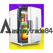 18L Car household Mini Refrigerator Dual Core Mini Portable Refrigerator 220V