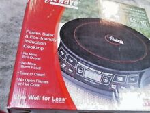 PRECISION NUWAVE INDUCTION COOKTOP COOKBOOK DVD MODEL 30121 BRAND NEW IN BOX
