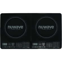 NuWave Precision Induction Cooktop Double Burner