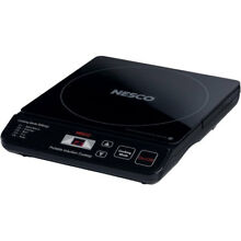 Nesco PIC 14 Portable Induction Cook Top   1500W