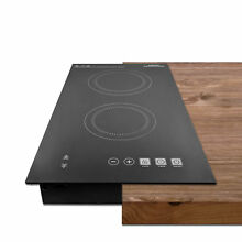 NEW Portable 1800W Induction Cooker Electric Cooktop Burner Home Countertop