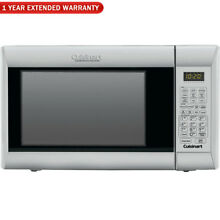 Cuisinart Convection Microwave Oven   Grill 1 2 Cu Ft   1 Year Extended Warranty