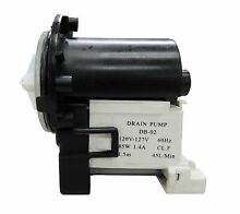 Supco LP2001T LG Washer Drain Pump Assembly Replaces 4681Ea2001T