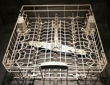 KITCHENAID UPPER DISHWASHER RACK ASSEMBLY PART 8268799  8193944  W EXTRAS