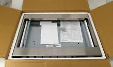 GE JX7227SFSS 27  Microwave Oven Trim Kit  Never Installed See Details