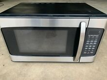 Hamilton Beach 1 1 CU FT Microwave Oven 1000W Kitchen LED Display Stainless NEW