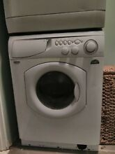 Splendide ariston stackable washer and dryer