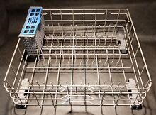 GE Dishwasher Lower Rack Part  WD28X10372  WD28X21717  DARK GREY