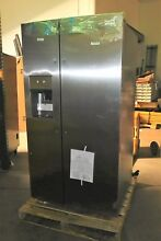 Frigidaire FGSS2635TF 26 cu ft Refrigerator Freezer Stainless Steel