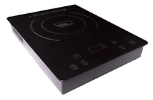 True Induction TI 1B Single Burner Counter Inset Energy Efficient Induction